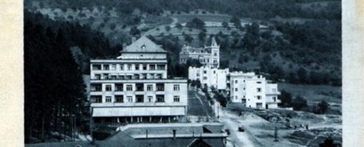 Historie Luhačovic